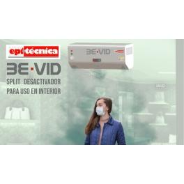 Split de desinfección desactivador